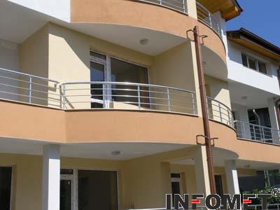 балконски алуминиев парапет